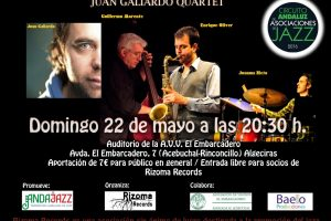 Juan Galiardo Quartet