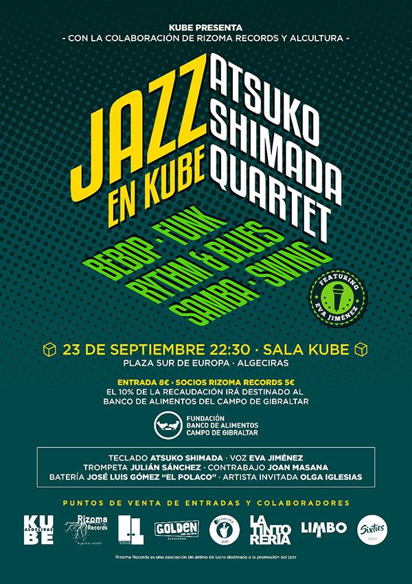 Sala Kube Atsuko Shimada Jazz_normal