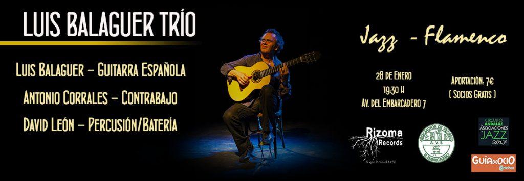 Luis Baraguer Trio