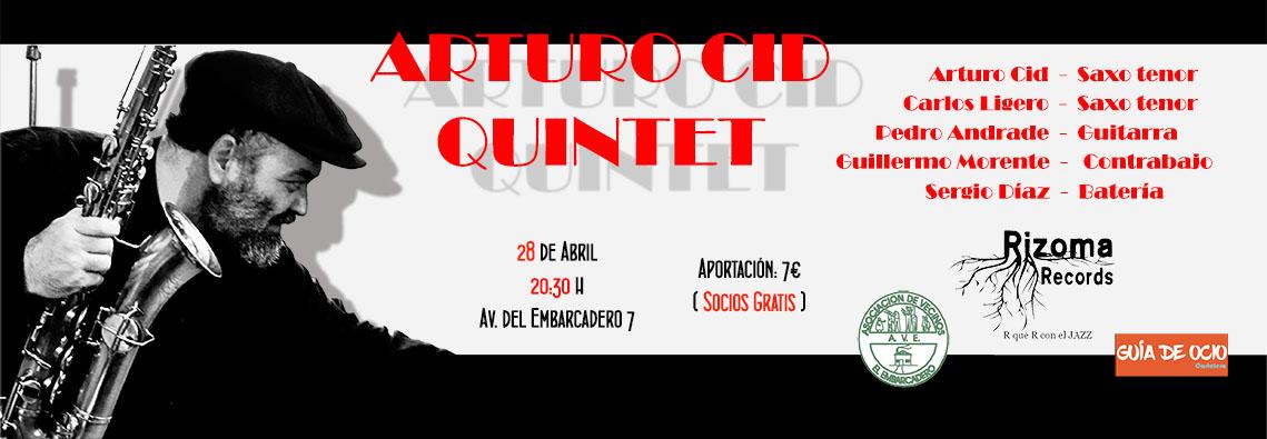 Arturo Cid web
