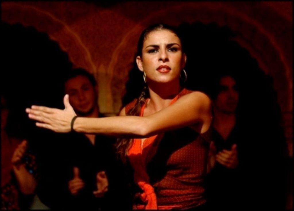 ana salazar flamenco barcelona