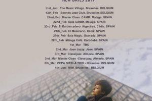pepa niebla cartel gira 2019 web