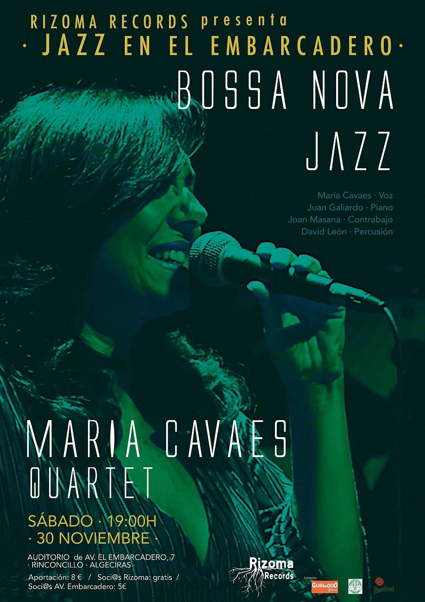 MARIA CAVAES -