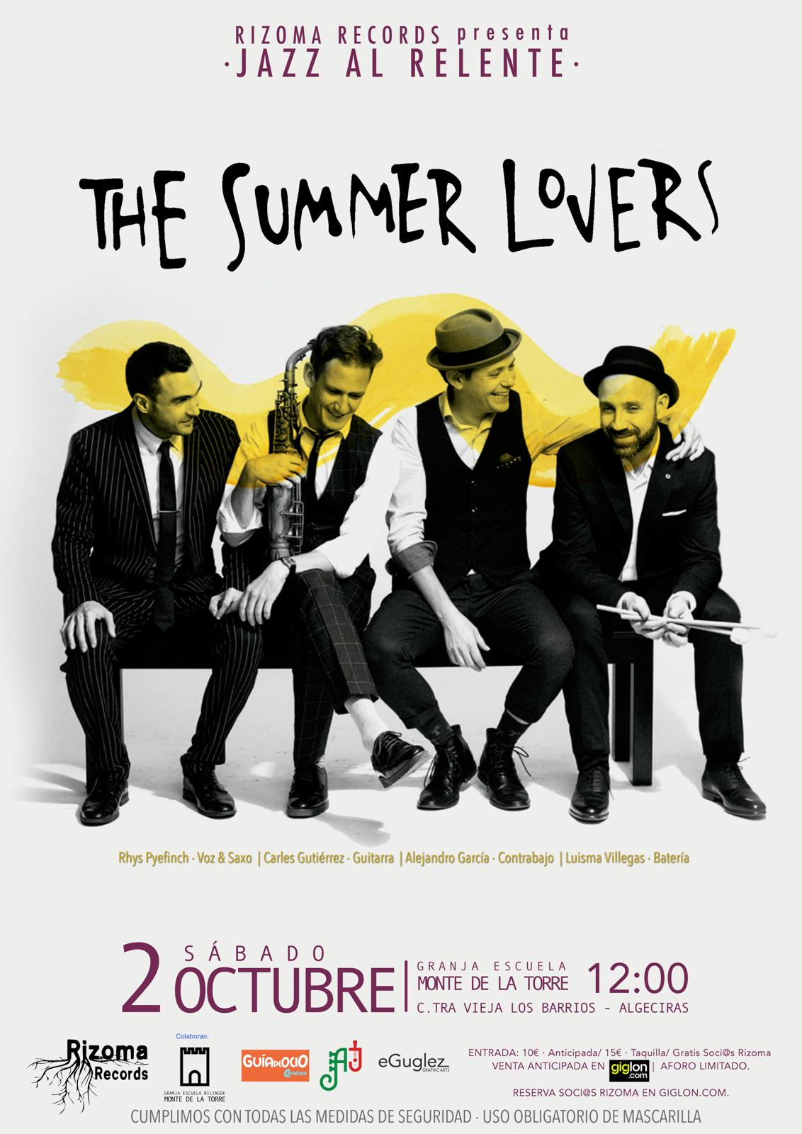 The Summer Lovers